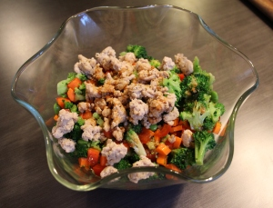 Broccoli Chicken Salad 1