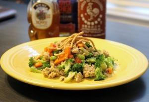 Broccoli Chicken Salad 2