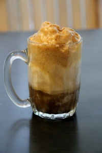 Kahlua Coke Float