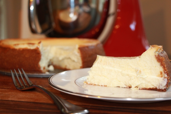 Goat Cheese Cheesecake 2