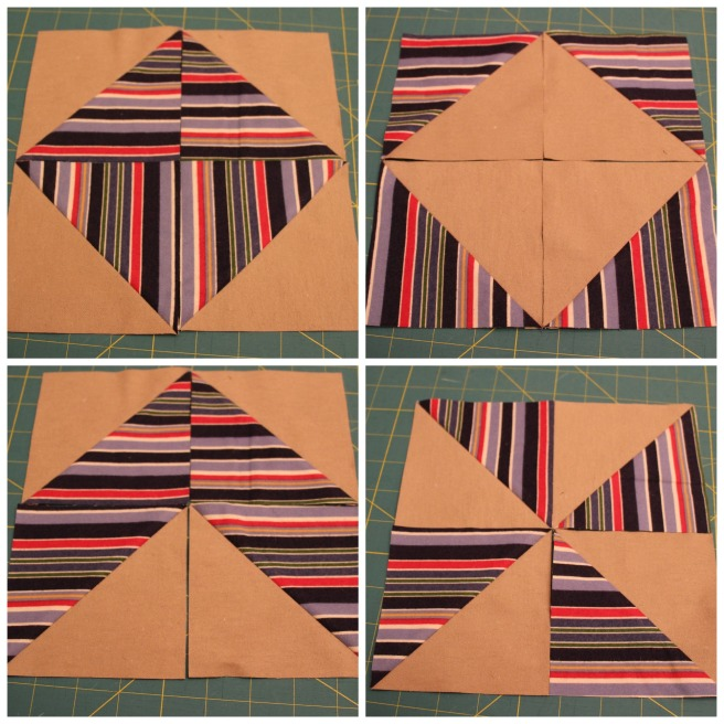 Half Square Triangles