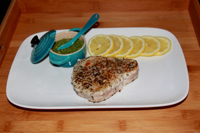 Tuna Steaks 1