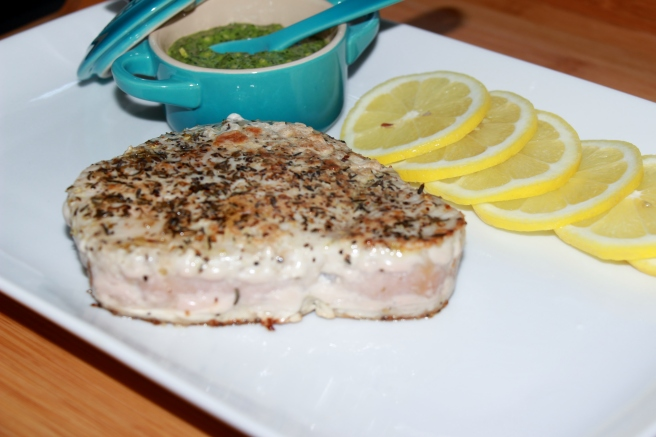 Tuna Steaks 2