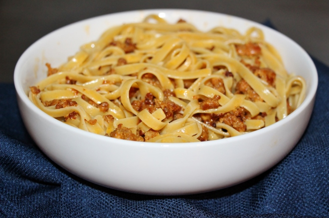 Chorizo Carbonara 2