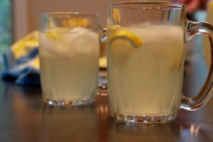 Fresh Lemonade 1