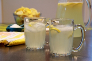 Fresh Lemonade 4