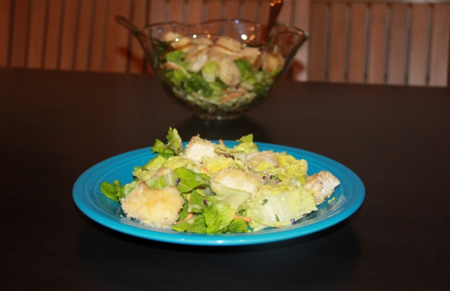 Copy Cat: Applebee's Oriental Chicken Salad 2