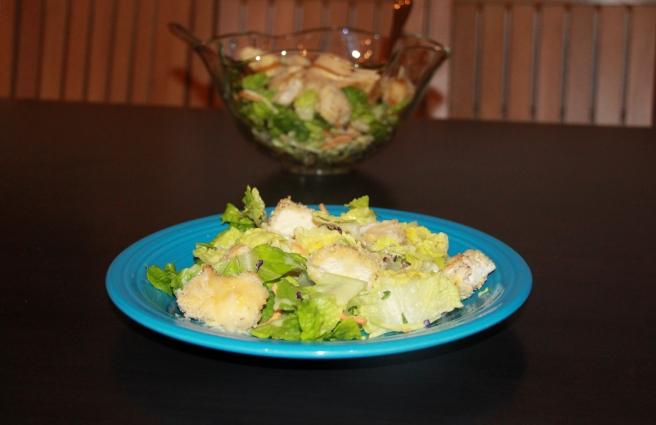Copy Cat: Applebee's Oriental Chicken Salad 2