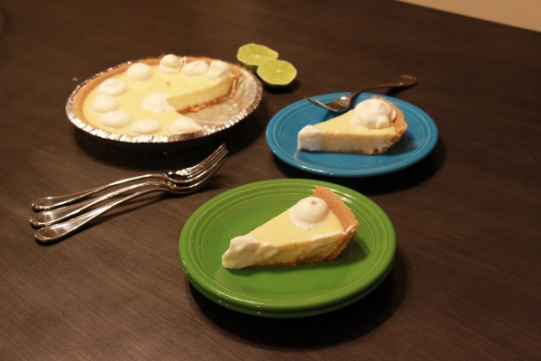 Key Lime Pie 2