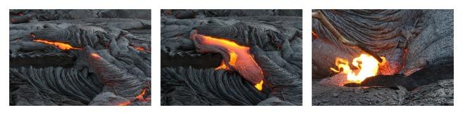 Flowing Lava 1