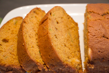 Pumpkin Broccoli Bread 2