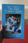 How to make a Too Cool T-shirt Quilt