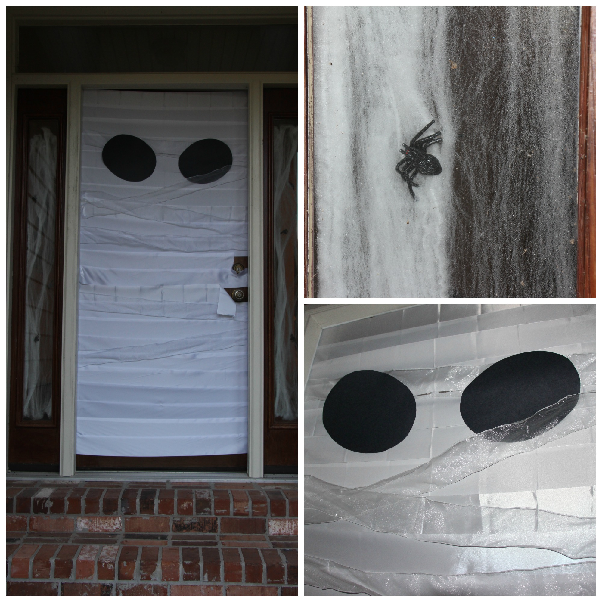 Mummy Door & Happy Halloween | Sew You Think You Can Cook