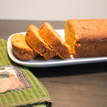 Pumpkin Broccoli Bread 1