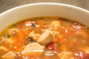 Chicken Tortilla Soup 2
