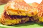 Red Onion Jam Grilled Cheese