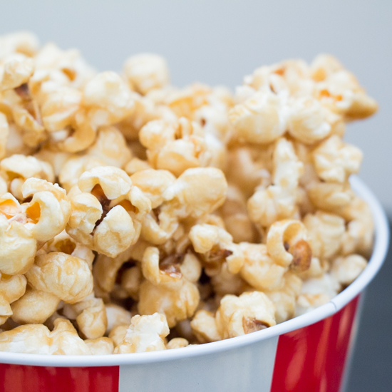 Caramel Popcorn | Sew You Think You Can Cook