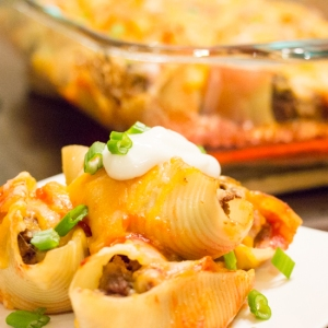Mexican Stuffed Shells 1