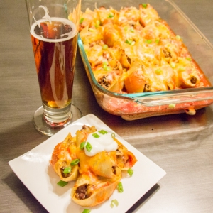 Mexican Stuffed Shells 2