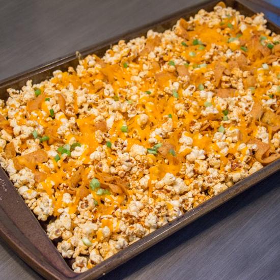 Taco Popcorn 2
