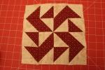 Yankee Puzzle Quilt Block