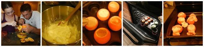 Orange Souffles