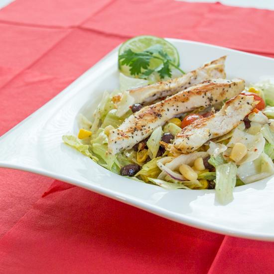 Chipotle Taco Salad