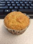 Cinnamon Buttermilk Muffin