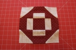 Grecian Square Quilt Block Tutorial