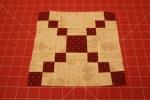 8-Grid Chain Variation Quilt Block Tutorial