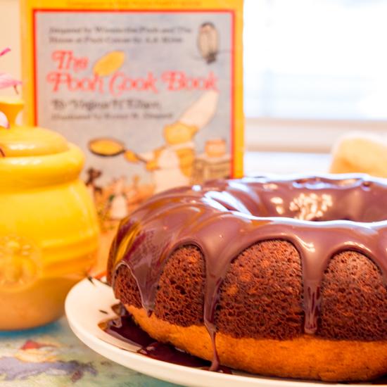 Honey Bundt Cake