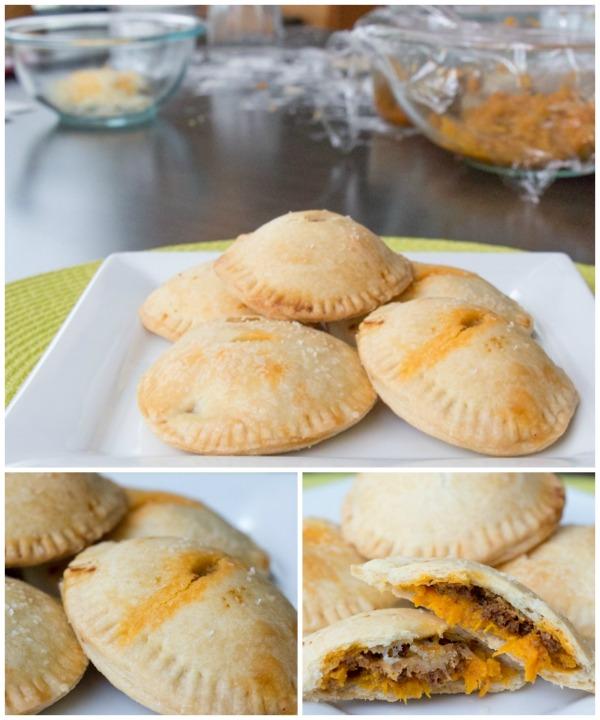 Sweet Potato and Chorizo Hand Pies 2