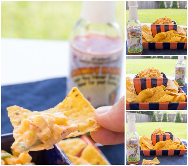 Corn and Cheddar Dip