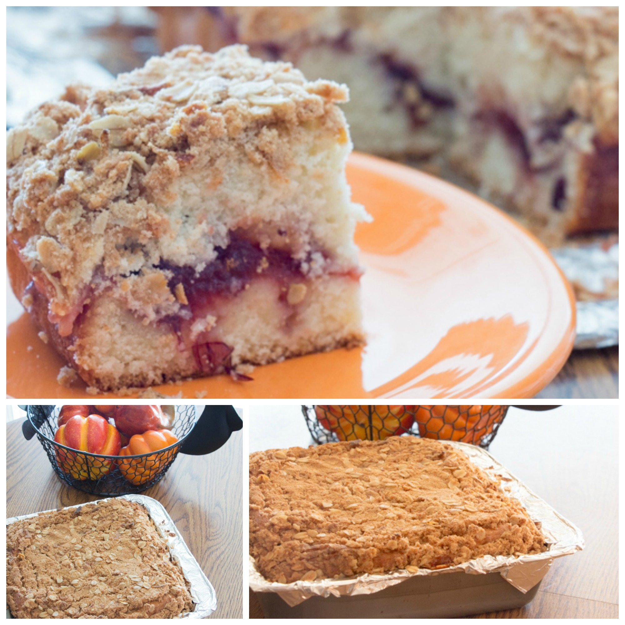 Cranberry Coffee Cake | Sew You Think You Can Cook