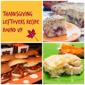 Thanksgiving Round Up