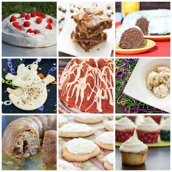 2014 Dessert Round-up