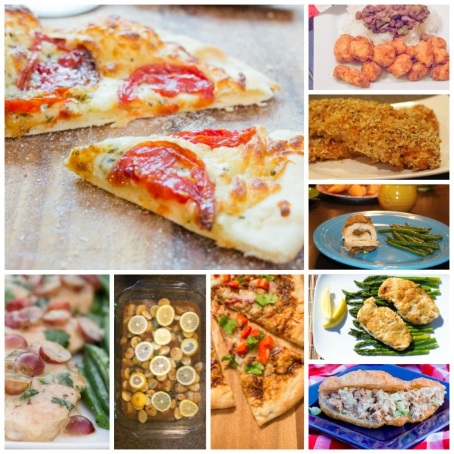 2014 Main Dish Round-up