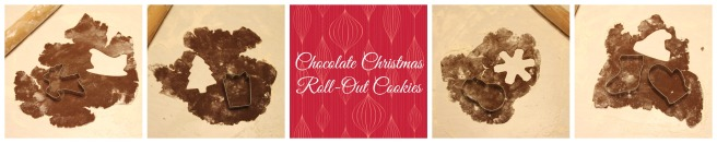 Chocolate Christmas Roll-Out Cookies