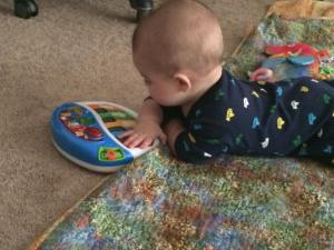 Baby Einstein piano
