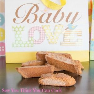Cinnamon Biscotti | Sew You Think You Can Cook 3