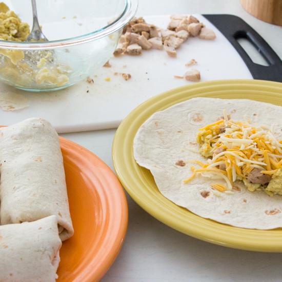 bfast burritos prep