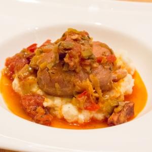 chicken and chorizo