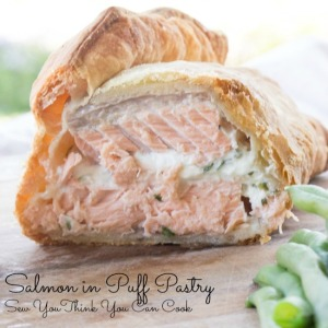 Salmon in Puff Pastry | Sew You Think You Can Cook (2)