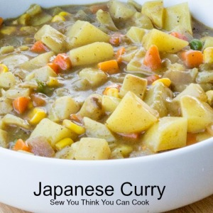 Japanese Curry | Sew You Think you Can Cook