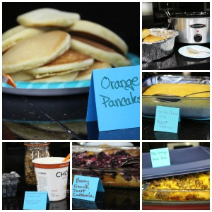 Breakfast Potluck | Sew You Think You Can Cook