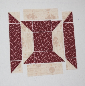 box-in-a-box quilt block tutorial
