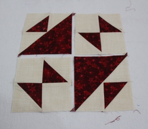 School Girl's Puzzle quilt block tutorial | Sew You Think You Can Cook