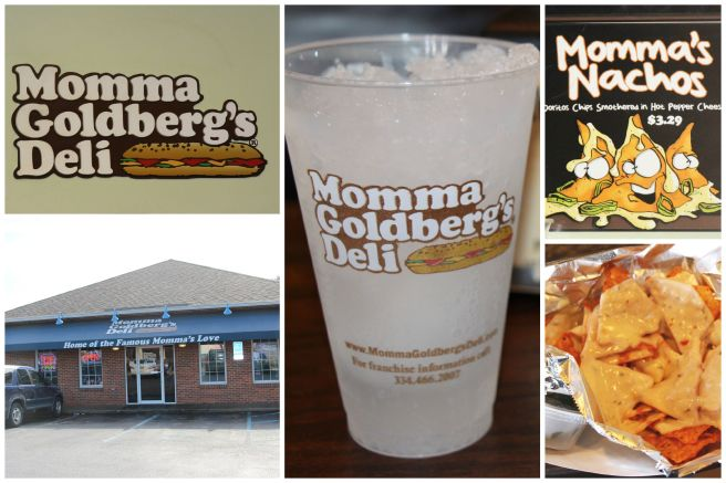 Momma Goldberg's Deli on S College