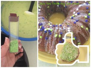 Sprinkles Bundt