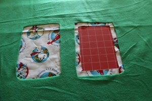 Shopping Cart Cover Tutorial (step 4)| Sew You Think You Can Cook